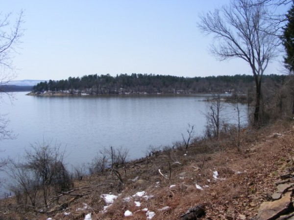 Lake Wister Hiking Trail - 6 mi (O&B) photo