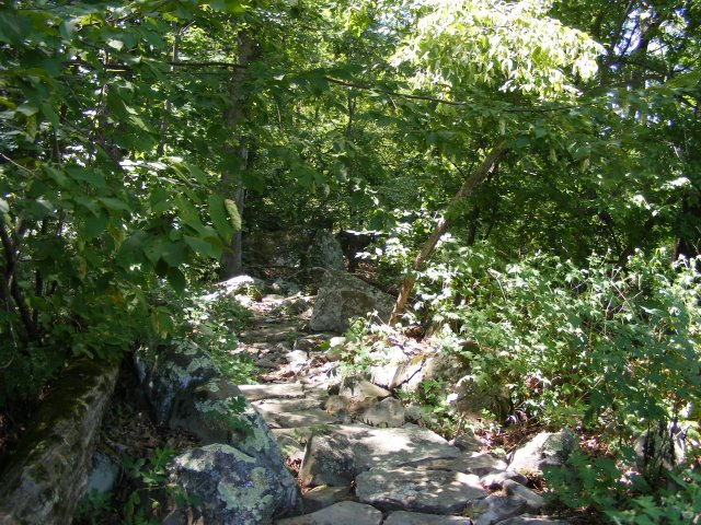 Mount Nebo: Nebo Steps/Nebo Springs Loop - .5 mi photo