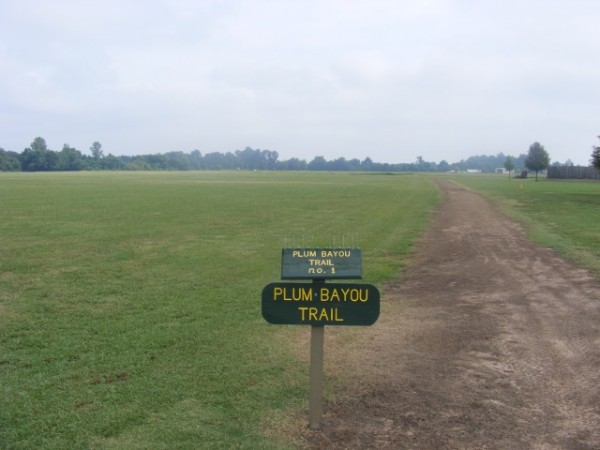 Toltec Mounds: Plum Bayou Trail - 2 mi photo