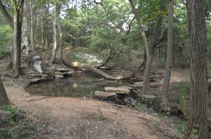 Roman Nose: Three Springs Trail  photo