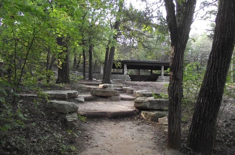 Roman Nose Three Springs Trail Arklahoma Hiker