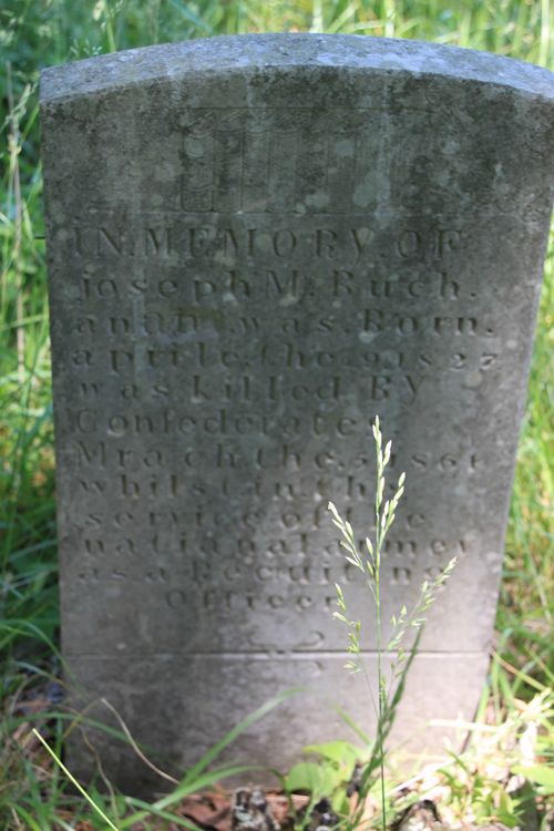 Cherry Grove Cemetery Loop (Buffalo River) - 2mi photo