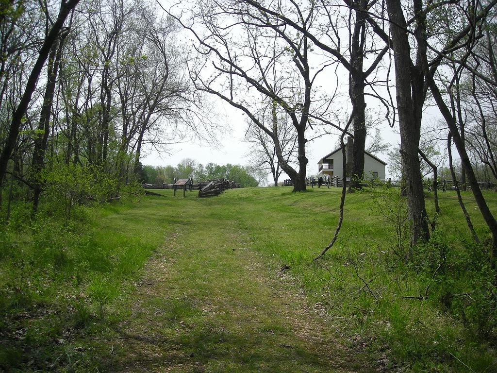 Pea Ridge: Williams Hollow Trail - 9mi photo