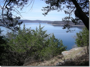 Beaver Lake: Dogwood Overlook Trail - 2 mi photo