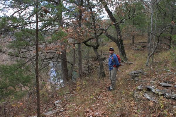 Old Erbie Area Loop Trail (Buffalo River) - 2mi photo