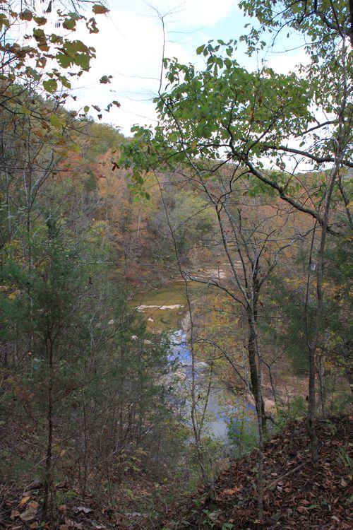 Rush Mountain Trail: Landing-Monte Cristo (Buffalo River) photo