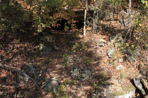 Rush Mountain Trail: Morning Star - Landing (Buffalo River) photo