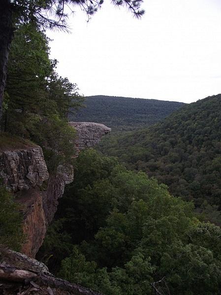 Hawksbill Crag (Whitaker Point) Trail (Ozark Forest) - 3mi photo