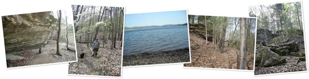 Beaver Lake: Lost Bridge Trail photo