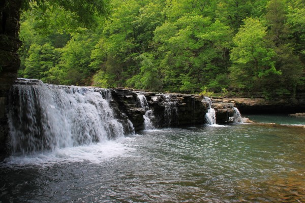 Richland  Falls (Ozark Forest) photo