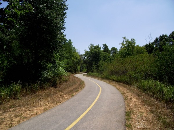 Lake Fayetteville Paved Trail (5 mi) photo