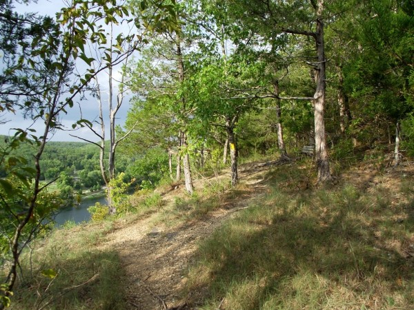 Bull Shoals: Big Bluff Trail - 2 mi photo