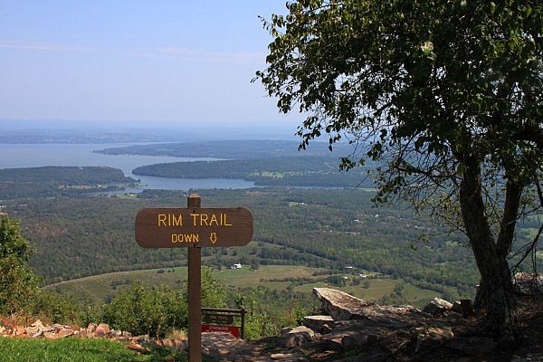 Mount Nebo: Rim Trail - 3 mi photo