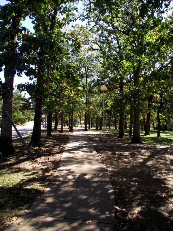 Fort Smith: Creekmore Park Walking Trail Pics photo