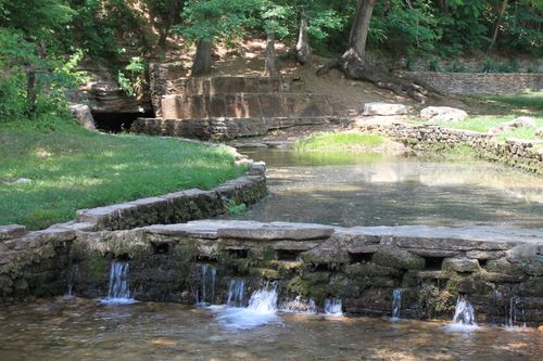 Withrow Springs: War Eagle Trail photo