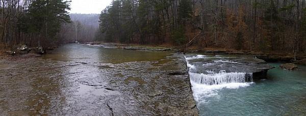 Haw Creek Falls Photos (Ozark Forest) photo