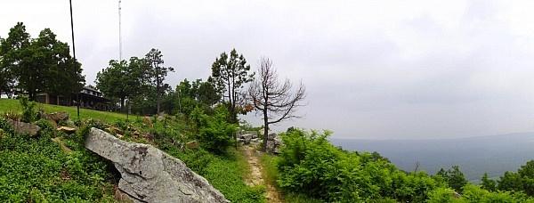 Mount Nebo: Rim Trail (East Side) Photos 2013 photo