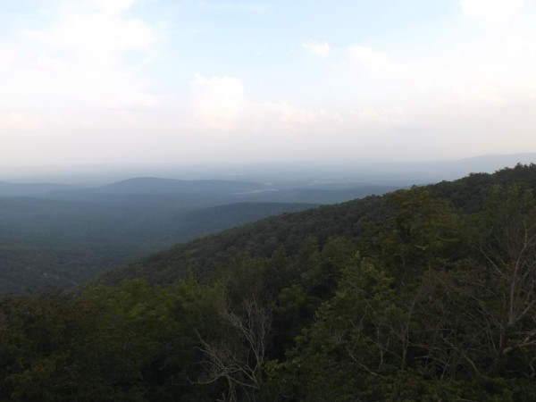 Queen Wilhelmina: Lover's Leap Overlook Evening Photos photo