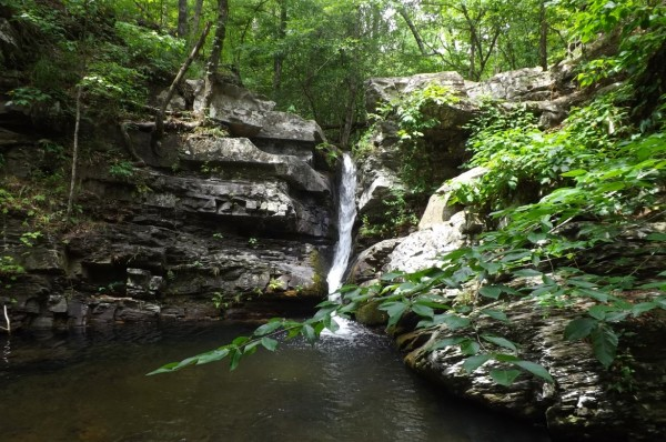 Katy Falls Video (Ouachita Forest) photo