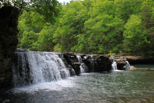 Richland Creek Wilderness Waterfalls Hike (Ozark Forest) - 6 mi photo