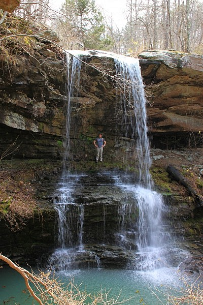 Fern Falls (Ozark Forest) photo