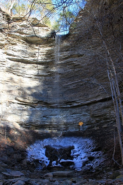 Terry Keefe Falls Hike (Ozark Forest) photo