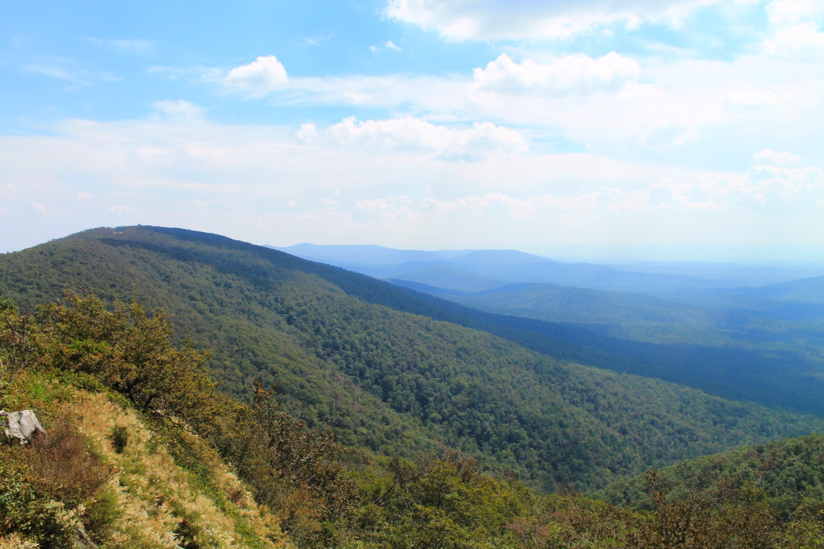 Lovers Leap Hiking Trail
