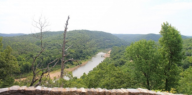 Buffalo Point: Overlook Trail Loop (Buffalo River) – 1 mi photo