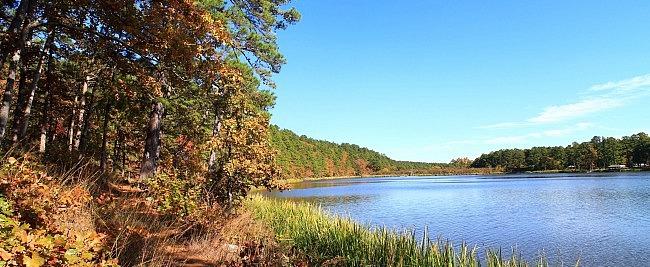 Cedar Lake Trail (Ouachita Forest) – 3mi photo