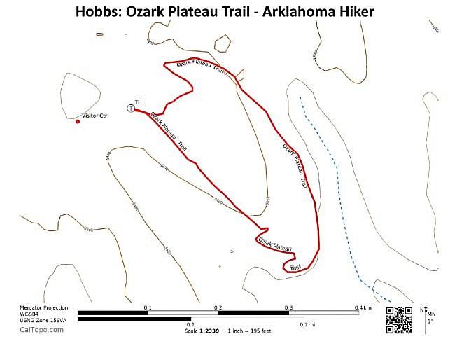 Hobbs: Ozark Plateau Trail – .5mi photo