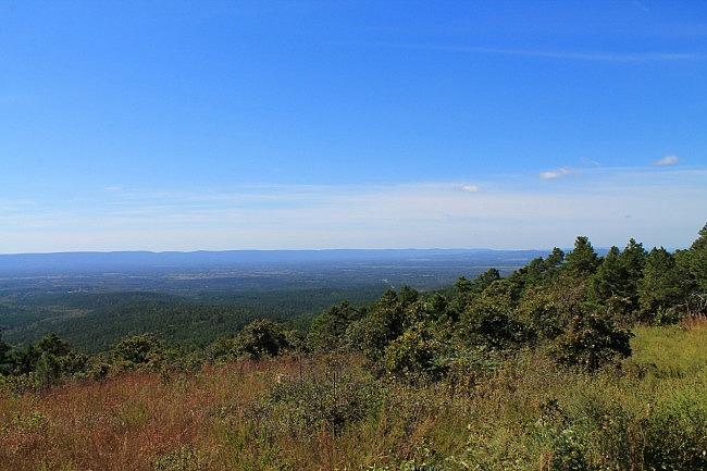 Ouachita Trail 01: Potato Hill Vista Spur to FR 6010 Pics (2.4 to 5.8) photo