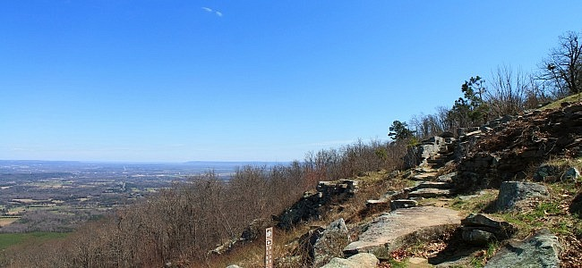 Mount Nebo: Rim Trail Pics photo