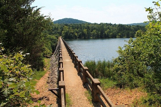Lake Leatherwood: Beacham Trail - 3 mi photo