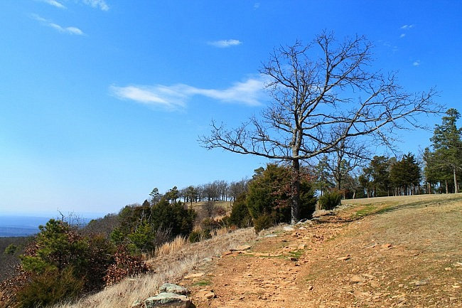 Mount Nebo: Rim Trail West + South Side Pics photo
