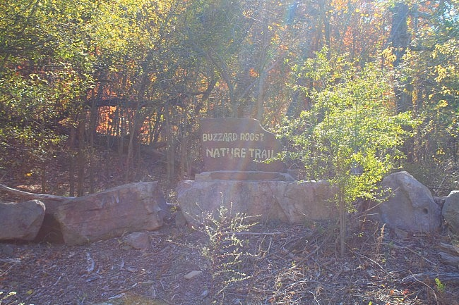Buzzard Roost Trail, Lake Tenkiller